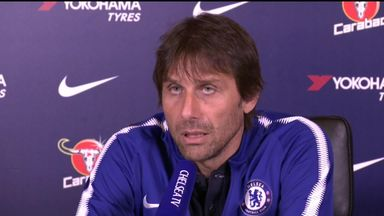 Conte downbeat over top four finish