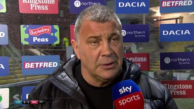 Wane delighted by Wigan character