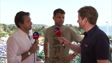 Dimitrov ready for Nadal