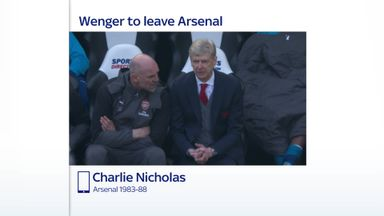 Nicholas: Wenger has been a genius for Arsenal