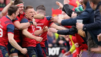 Best Thomond Park moment?