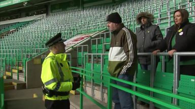 Reds fans back Celtic's safe standing