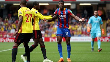 Zaha: There's an agenda against me