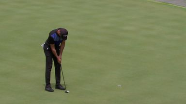 Quiros leads in Morocco
