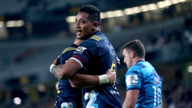 Blues 16-34 Highlanders