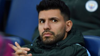Guardiola: Aguero's season is over