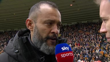 Nuno praises Wolves players' focus