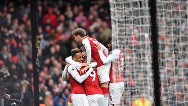 Arsenal 3-0 Stoke