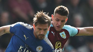 Burnley 2-1 Leicester