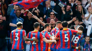 Crystal Palace 3-2 Brighton