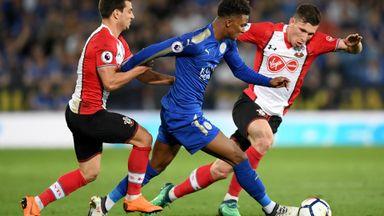 Leicester 0-0 Southampton