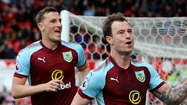Stoke 1-1 Burnley