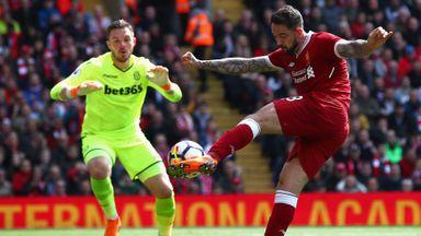 Liverpool 0-0 Stoke