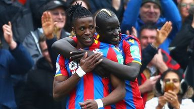 Crystal Palace 5-0 Leicester