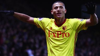 Gracia backs Richarlison to find form