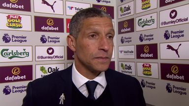 Hughton: We were the better side