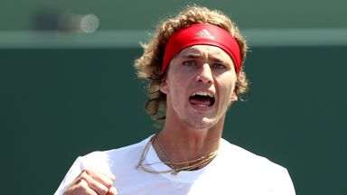 Zverev excited for clay season