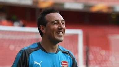 Wenger unsure on Cazorla future