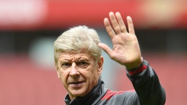 Higginbotham: Time to celebrate Wenger