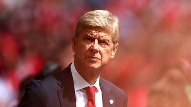 Merson: Wenger departure 'perfect timing'