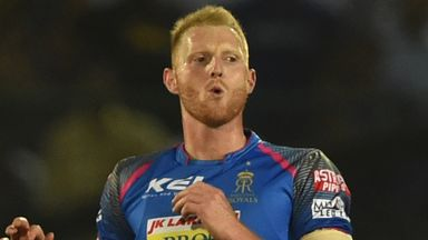Stokes' excellent IPL catch