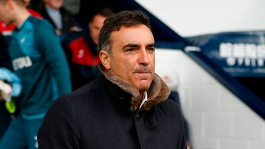 Carvalhal: You can't sell Wembley!