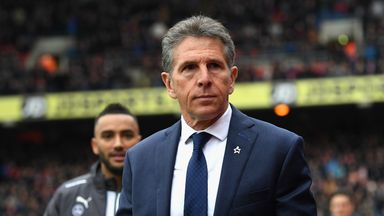 Puel: Vote of support no surprise