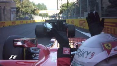 Race Recap - 2017 Azerbaijan GP