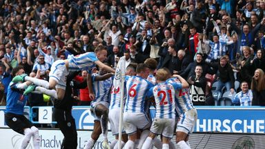 'Huge win for Huddersfield'
