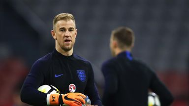 Seaman backs Hart as England No. 1