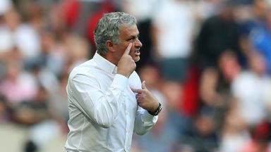Bellamy: Jose not a 'United manager'