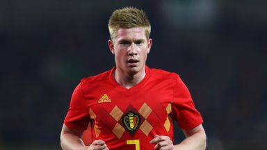 MNF: Martinez on De Bruyne