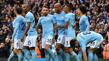 'City the best ever PL side'