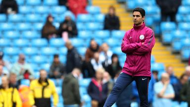 'Arteta has developed quality players'