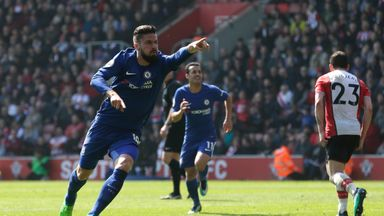 Player of the Round: Giroud