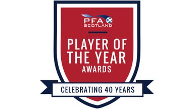PFA Scotland goal of the season nominees