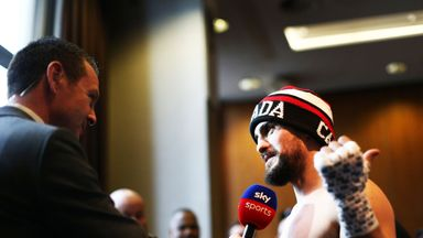 Lo Greco tries local Scouse dish
