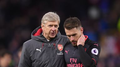 Ramsey: Let's win Europa for Wenger