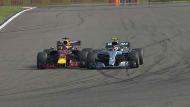 Ricciardo's stunning overtakes
