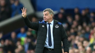 Allardyce disputes 'negative' tag