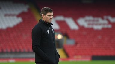 Gerrard 'not ready' for Rangers
