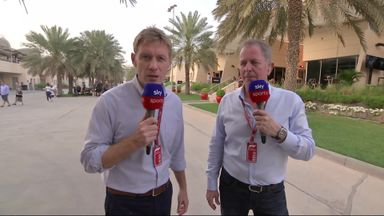 Bahrain GP: Welcome to the Weekend