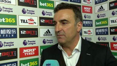 Carvalhal pleased with point