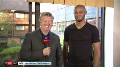 Kompany targeting next season