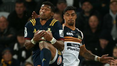 Highlanders 43-17 Brumbies