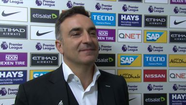 Carvalhal: Premier League survival in our hands