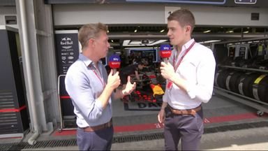 Azerbaijan GP: Welcome to the Weekend