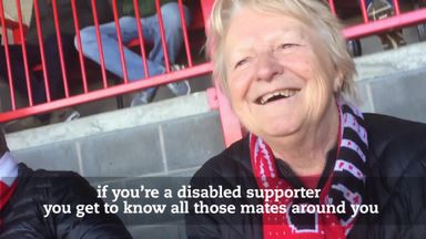 Fans for Diversity: Disabled Supporters