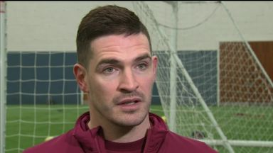 Lafferty praises Hearts backing