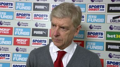 Defeat leaves Wenger 'baffled'